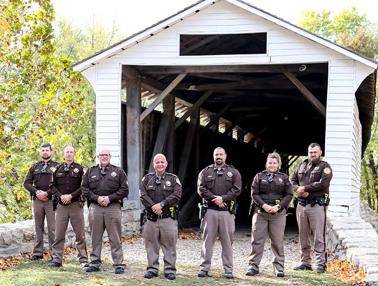 Welcome to the Monroe County Sheriff's Department